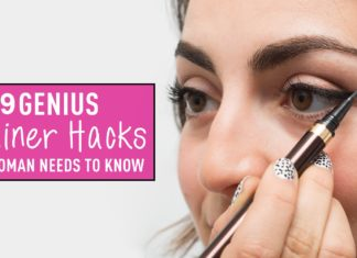 EYELINER HACKS For FLAWLESS Eyeliner Every Time!