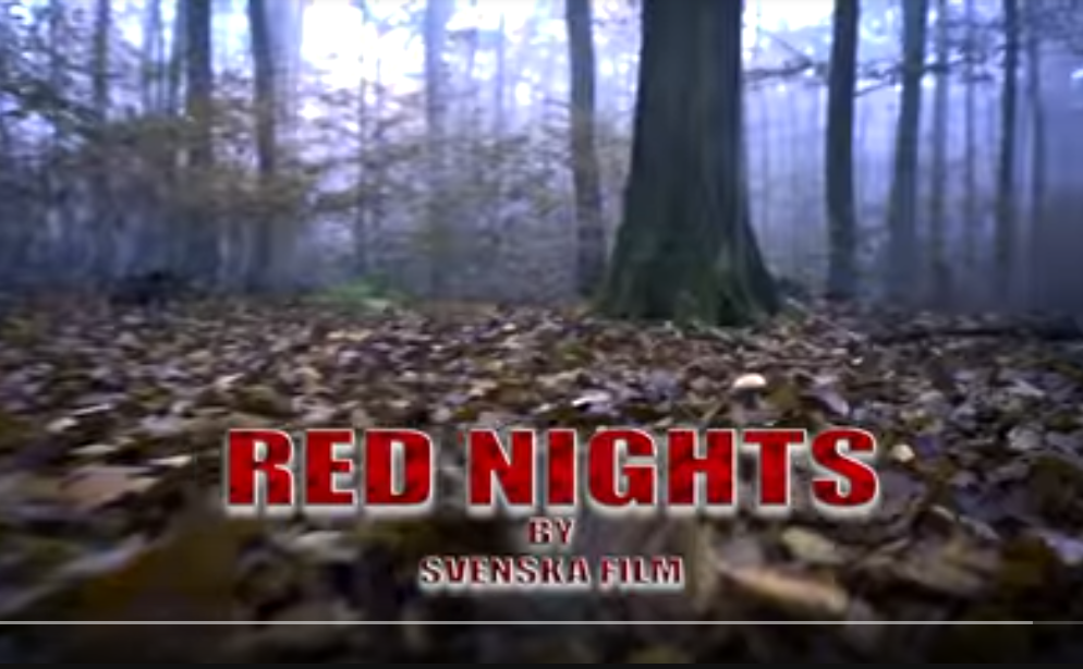 RED NIGHTS THE NEW TV SHOW